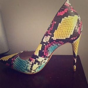 Aldo high heels brand new never worn